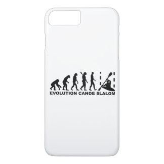 Eslalom de la canoa de la evolución funda iPhone 7 plus