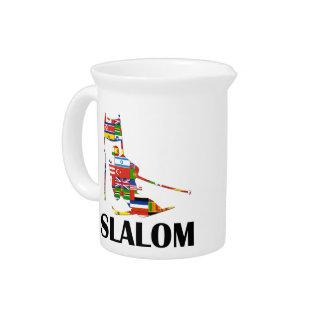 Eslalom Jarrones