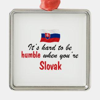 Eslovaco humilde ornamentos para reyes magos