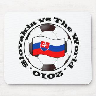 Eslovaquia contra el mundo tapetes de ratones