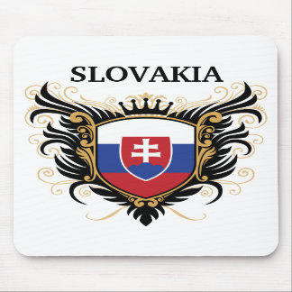 Eslovaquia [personalice] tapetes de ratones