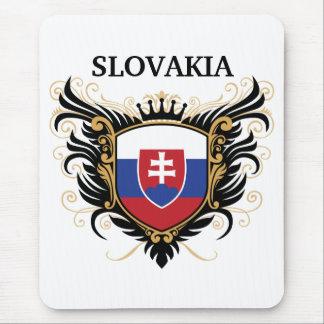 Eslovaquia [personalice] alfombrillas de ratón