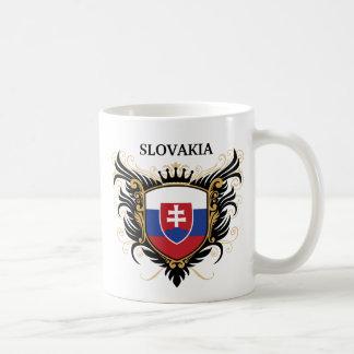 Eslovaquia [personalice] taza