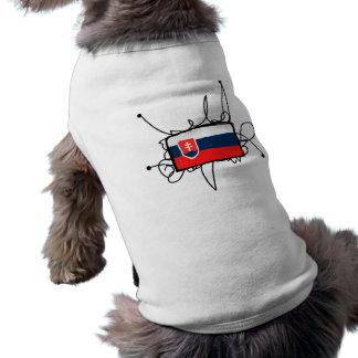 Eslovaquia Camiseta De Perrito