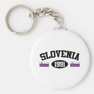 Eslovenia 1991 llavero