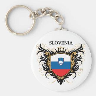 Eslovenia [personalice] llavero