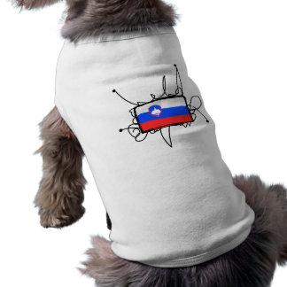 Eslovenia Camiseta De Mascota