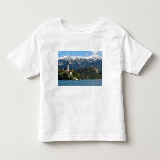 Eslovenia, sangrada, lago sangrado, isla sangrada, polera