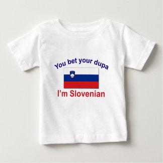 Esloveno Dupa (bandera) Playeras