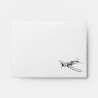 ESM F-4U Corsair airplane Envelopes