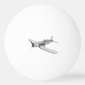ESM F-4U Corsair airplane Ping-Pong Ball