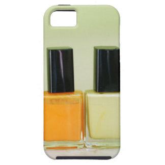 Esmalte de uñas iPhone 5 carcasa