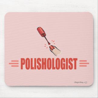 Esmalte de uñas mousepad