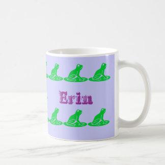 Esme Classic White Coffee Mug