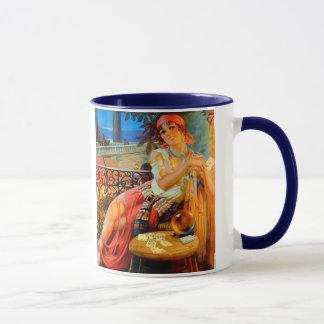 Esme, vintage fortune teller mug