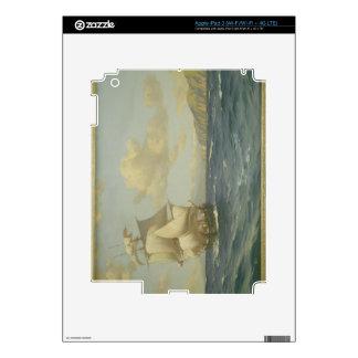 Esmeralda, 1908 (oil on canvas) iPad 3 skin
