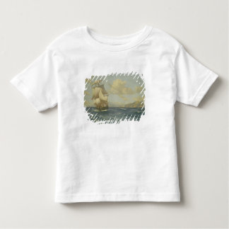 Esmeralda, 1908 (oil on canvas) toddler t-shirt