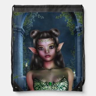 Esmeralda del duende mochila