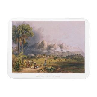 Esmeralda, en el Orinoco, sitio de un Missi españo Imanes Rectangulares