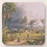 Esmeralda, en el Orinoco, sitio de un Missi españo Posavasos De Bebidas