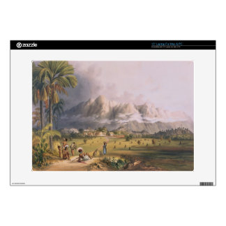 "Esmeralda, on the Orinoco, site of a Spanish Missi 15"" Laptop Decal"