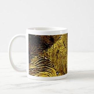 Esmeralda Textile Mug mug