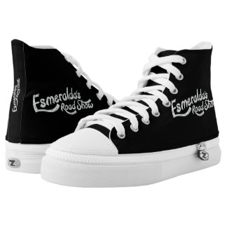 Esmeralda's Roadshow High Top Sneakers