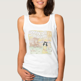 Esmeralda's Roadshow Official Limited Edition Tank
