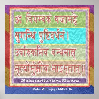 Esmero al MANTRA de Maha Mritunjaya Poster