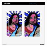 Esmero: Arte del estilo de la cueva del vintage Pegatina Skin Para Kindle Fire