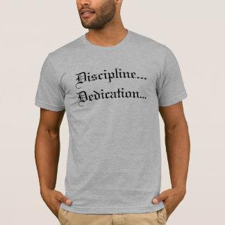 Esmero de la disciplina…… playera