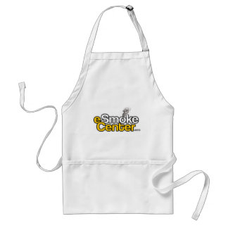 eSmoke Center dot com Adult Apron