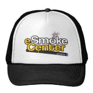 eSmoke Center dot com Trucker Hats