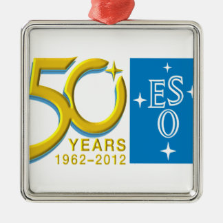 ESO at 50! Christmas Tree Ornament