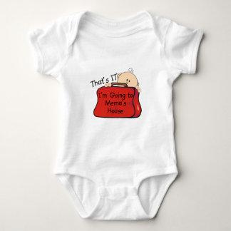 Eso es él Mema Body Para Bebé
