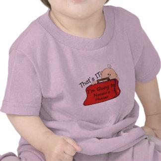 Eso es él Nonna Camisetas