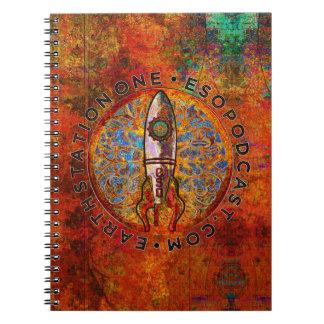 ESO Rocket Notebook