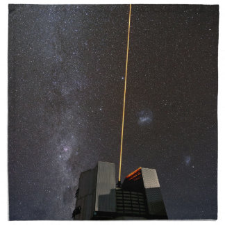 ESO's Very Large Telescope VLT 14 February 2013 Cloth Napkin