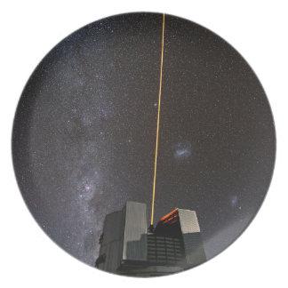 ESO's Very Large Telescope VLT 14 February 2013 Dinner Plate