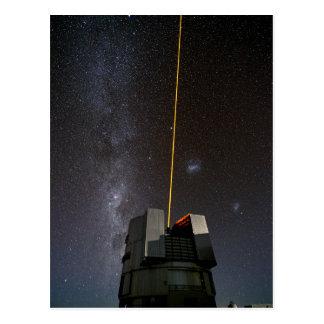 ESO's Very Large Telescope VLT 14 February 2013 Postcard