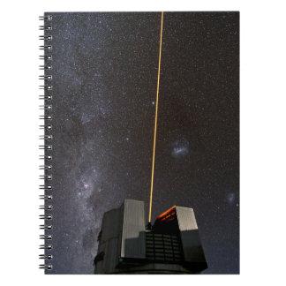 ESO's Very Large Telescope VLT 14 February 2013 Spiral Notebook