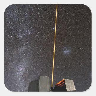 ESO's Very Large Telescope VLT 14 February 2013 Square Sticker