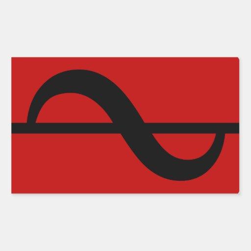 ¡Eso se llama diseño de la onda! La onda todos nos Rectangular Altavoces