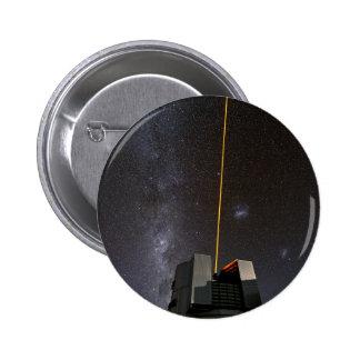 ESO telescopio VLT 14 de febrero de 2013 muy Pin Redondo De 2 Pulgadas