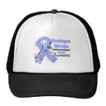 Esophageal Atresia Awareness Ribbon Trucker Hat