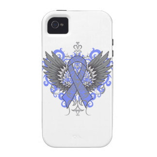 Esophageal Atresia Cool Wings Vibe iPhone 4 Cases