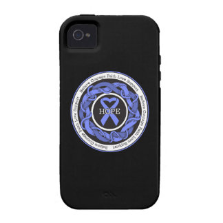 Esophageal Atresia Hope Intertwined Ribbon Case-Mate iPhone 4 Case