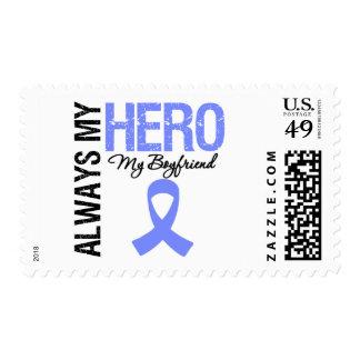 Esophageal Cancer Always My Hero My Boyfriend Postage
