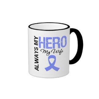 Esophageal Cancer Always My Hero My Wife Mugs