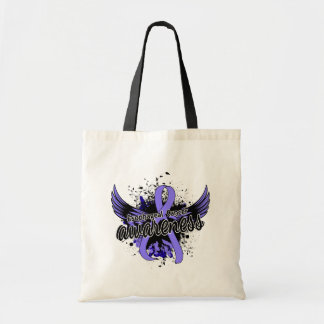 Esophageal Cancer Awareness 16 Tote Bag